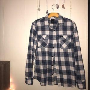 RVCA flannel